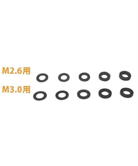 【TP-55100】高分子ポリマーシム M3.0用 厚さ1.00mm