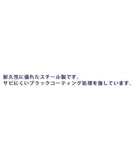 【TSD-08BK】M3六角皿ビス ブラック 8mm