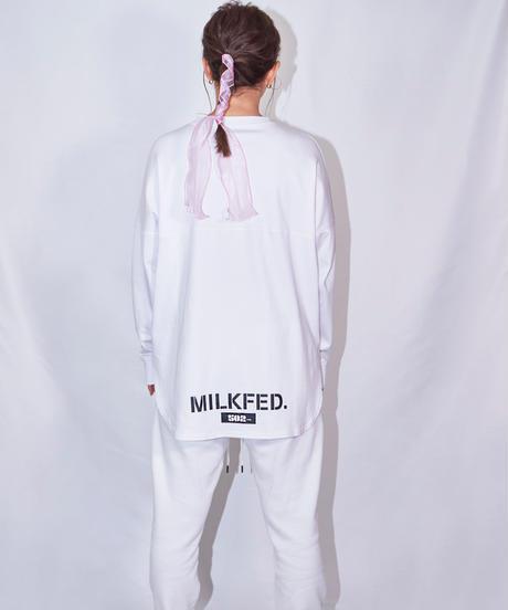 #016  MILKFED.コラボラウンドT