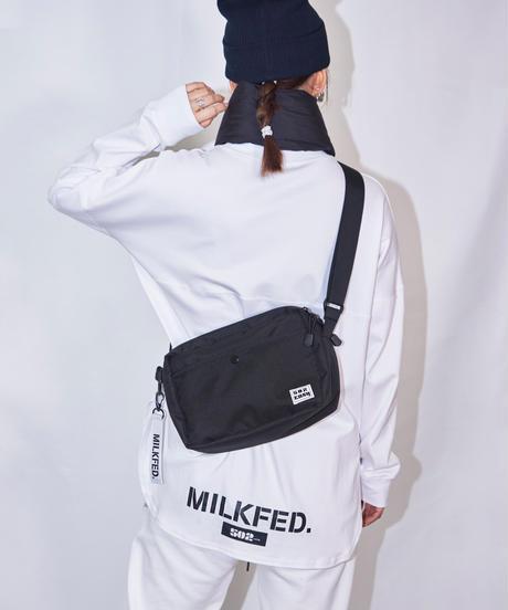 #017  MILKFED.コラボショルダーバッグ