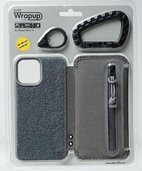 Wrapup for iPhone12Pro/12(Gray) RE:LORE™限定特典付