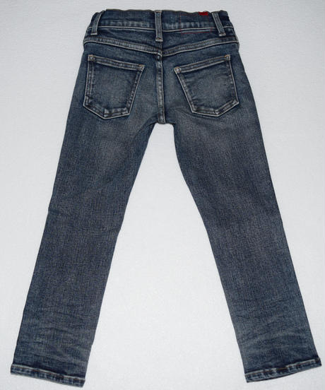 Kids Hyper Stretch Denim Jeans Mid Blue 19F-226