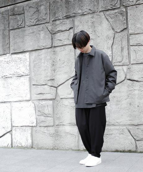 冬でもあったかカシミヤタッチウールアウターシャツ セットアップ可能