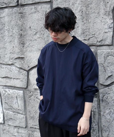 1mmバーネックレス【シルバー925ver.】