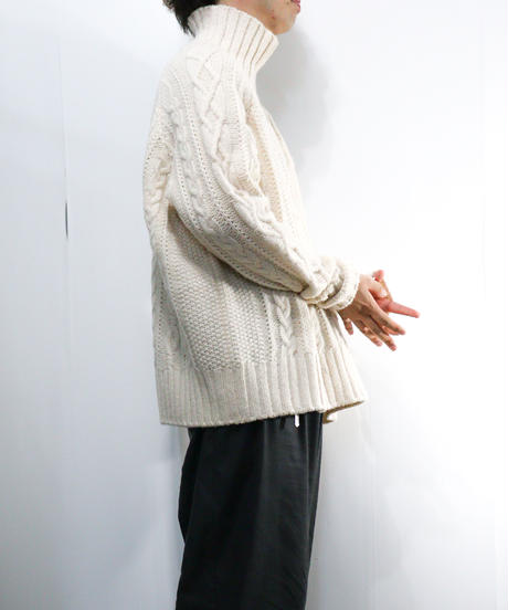RELAX FISHERMAN KNIT