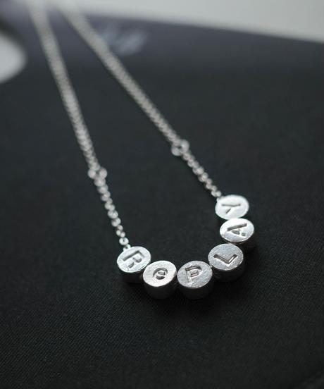 MASK CORD silver925