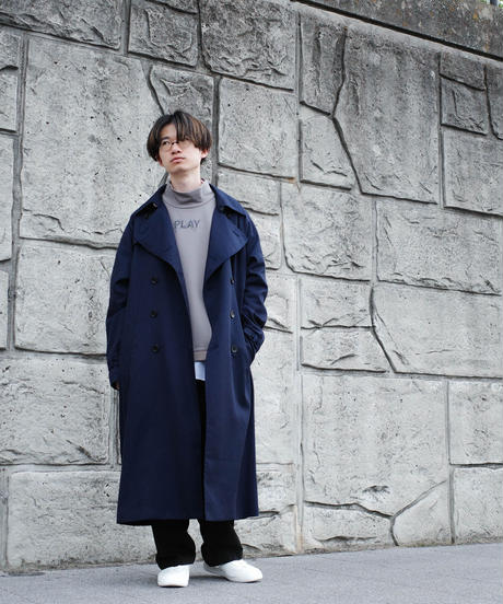【MB×RePLAY】TRENCH COAT