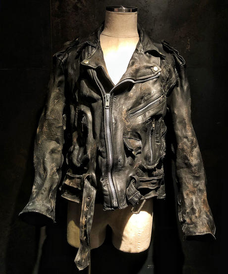 Vintage Scorching double rider's jacket