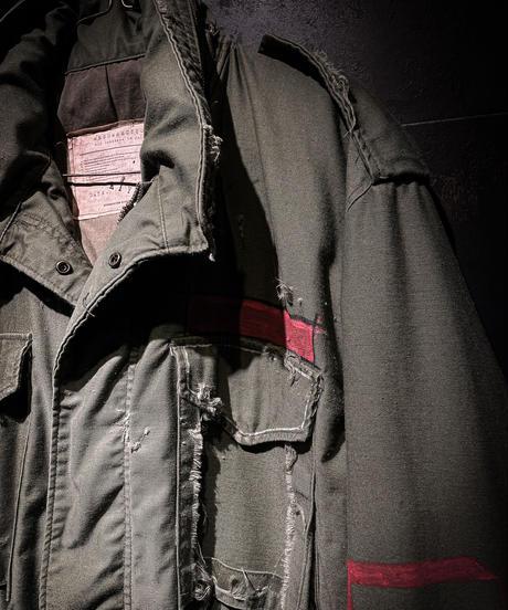 KIYOHARU × RESURRECTION M-65 Field Jacket #2