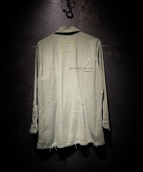 KIYOHARU × RESURRECTION Utility Shirt #1