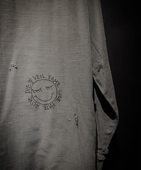 KIYOHARU × RESURRECTION Utility Shirt #17