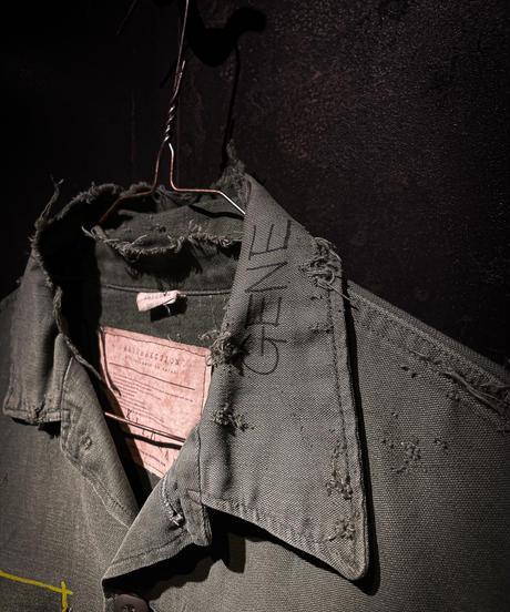 KIYOHARU × RESURRECTION Utility Shirt #14