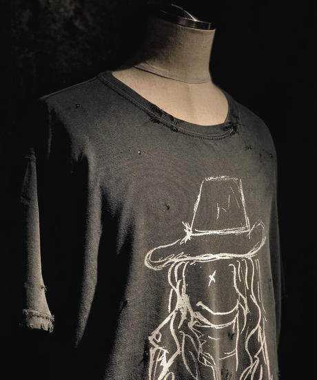 ANASTASIS T-Shirt OLD BLACK #2