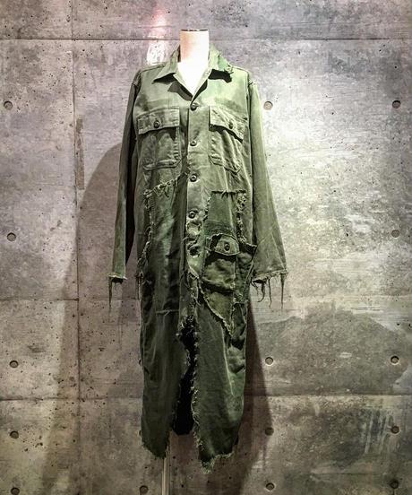 Military Long Coat