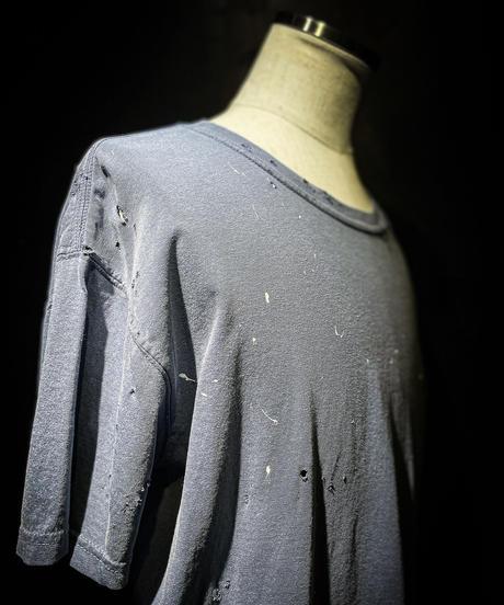 Vintage paint & damage Tee (OLD NAVY)