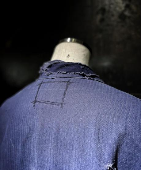 KIYOHARU × RESURRECTION Euro coverall jacket #¥3