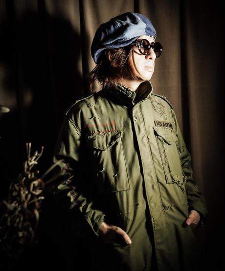KIYOHARU × RESURRECTION M-65 Field Jacket #4