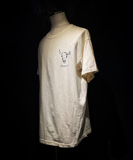 Buffalo bone T-shirt OLD WHITE