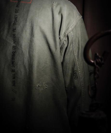 KIYOHARU × RESURRECTION Utility Shirt #12