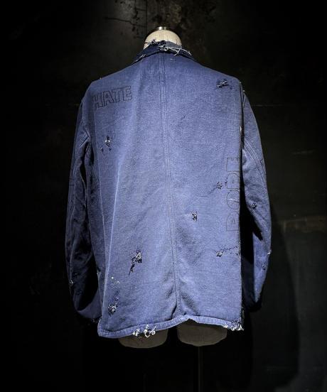 KIYOHARU × RESURRECTION Euro coverall jacket #4