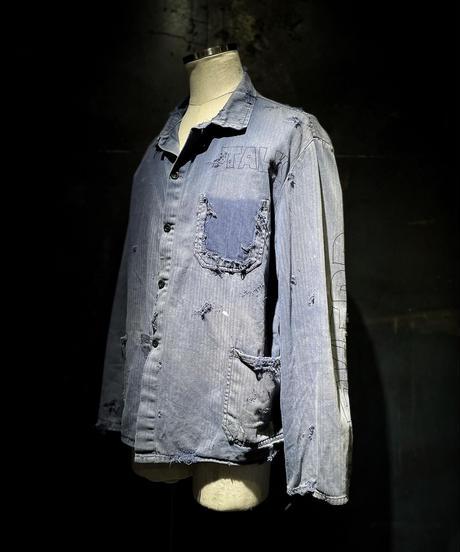 KIYOHARU × RESURRECTION Euro coverall jacket #1