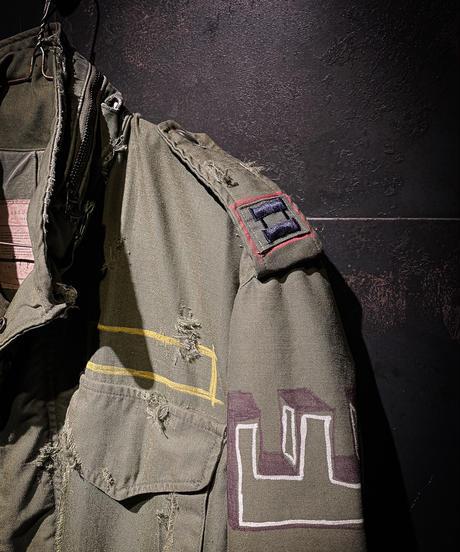 KIYOHARU × RESURRECTION M-65 Field Jacket #1