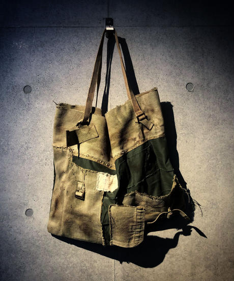 UK ARMY Vintage Tote Bag