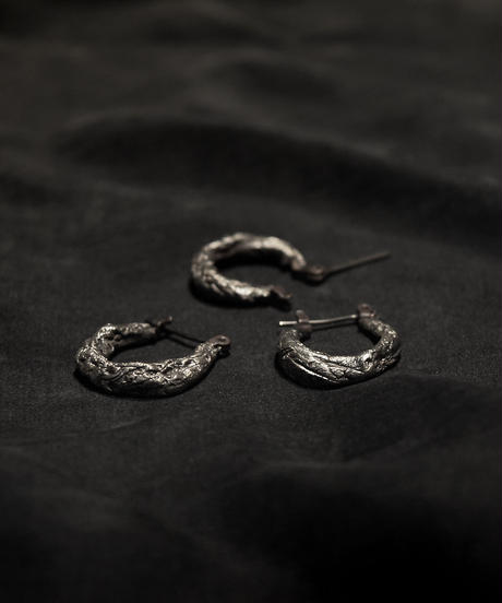 Silver Ring  pierce