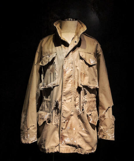 Vintage damage M-65 military  jacket