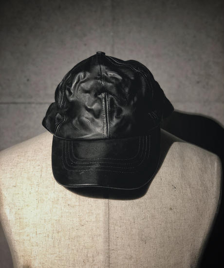Leather CAP