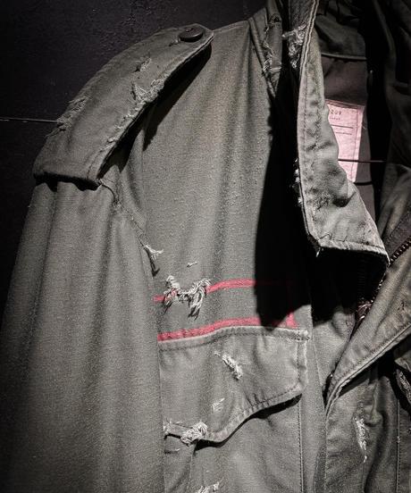 KIYOHARU × RESURRECTION M-65 Field Jacket #13