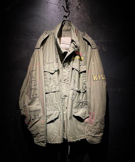 KIYOHARU × RESURRECTION M-65 Field Jacket #9