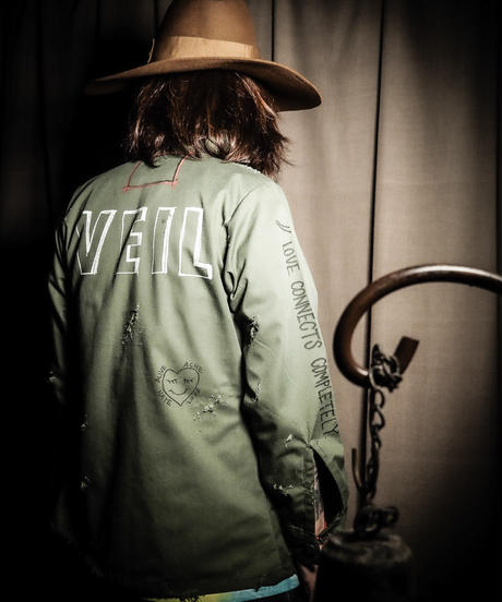 KIYOHARU × RESURRECTION Utility Shirt #9