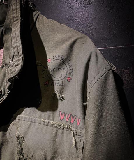 KIYOHARU × RESURRECTION M-65 Field Jacket #5