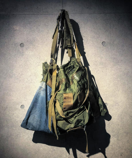ALICE TOTE BAG US ARMY Vintage...