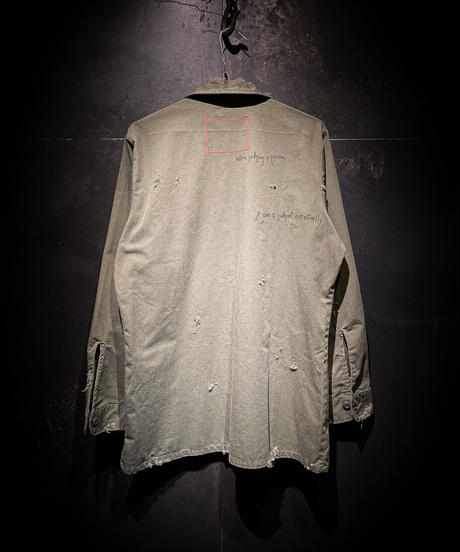 KIYOHARU × RESURRECTION Utility Shirt #5