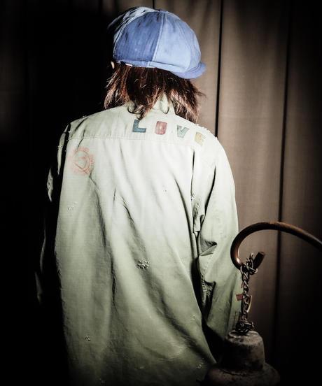 KIYOHARU × RESURRECTION Fatiegue Jacket #1