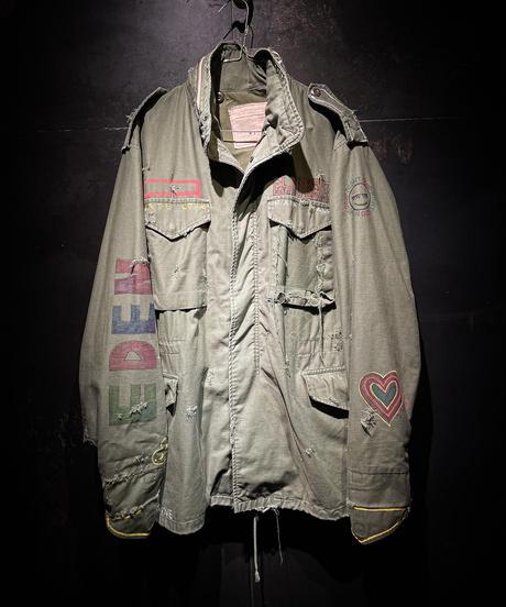 KIYOHARU × RESURRECTION M-65 Field Jacket #11