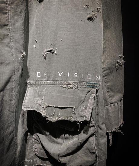 KIYOHARU × RESURRECTION Fatiegue Jacket #2