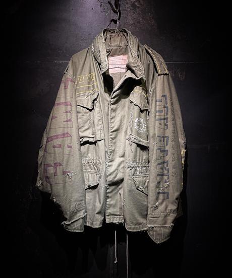 KIYOHARU × RESURRECTION M-65 Field Jacket #10
