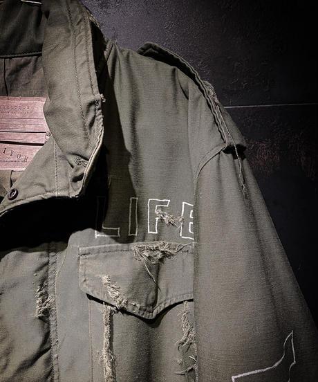 KIYOHARU × RESURRECTION M-65 Field Jacket #3