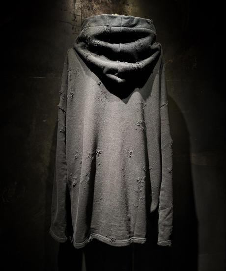 ALCHEMY × RESURRECTION Long Hoodie