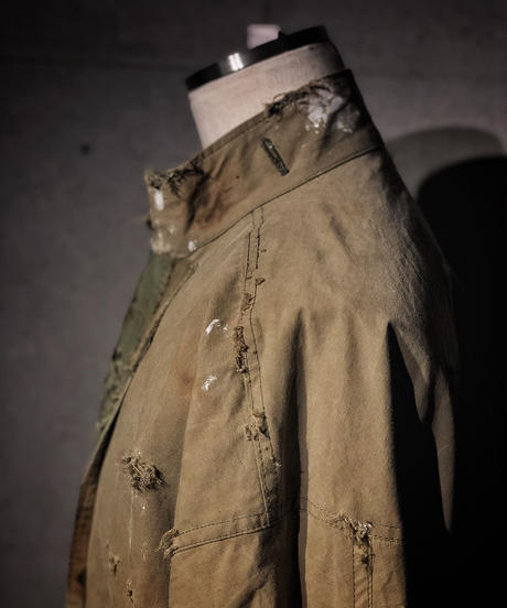 EGO TRIPPING × RESURRECTION collaboration military jacket M-51