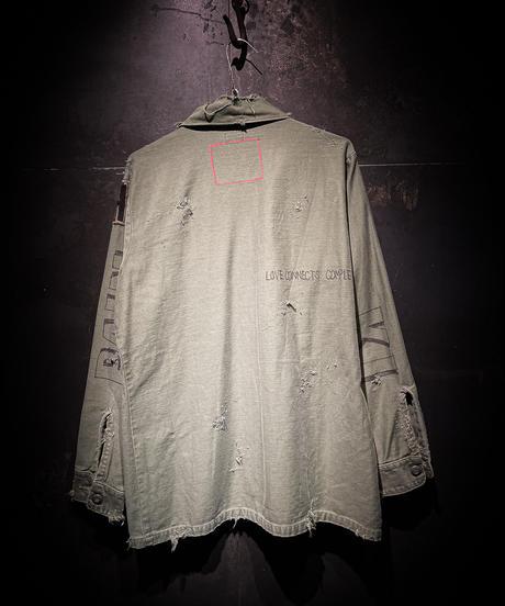 KIYOHARU × RESURRECTION Utility Shirt #4