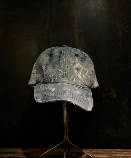 Damage Denim CAP