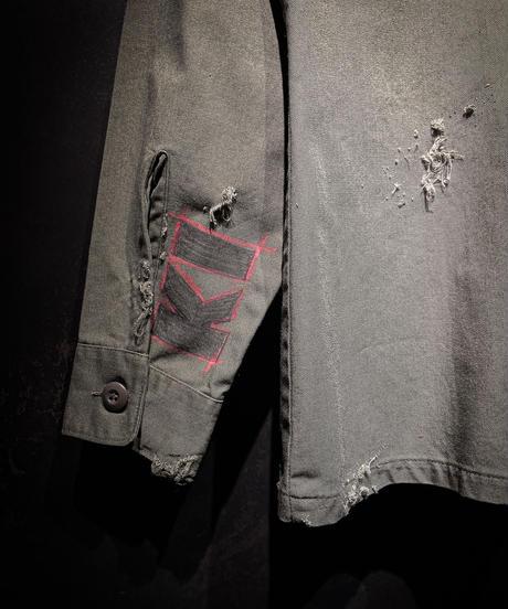 KIYOHARU × RESURRECTION Utility Shirt #2