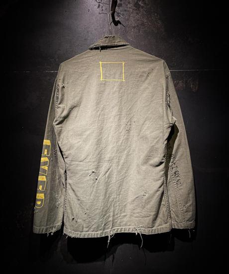 KIYOHARU × RESURRECTION Utility Shirt #6