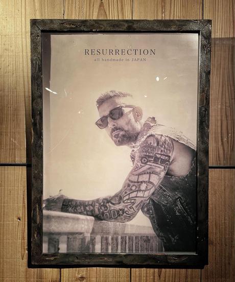 RESURRECTION Poster 8枚SET