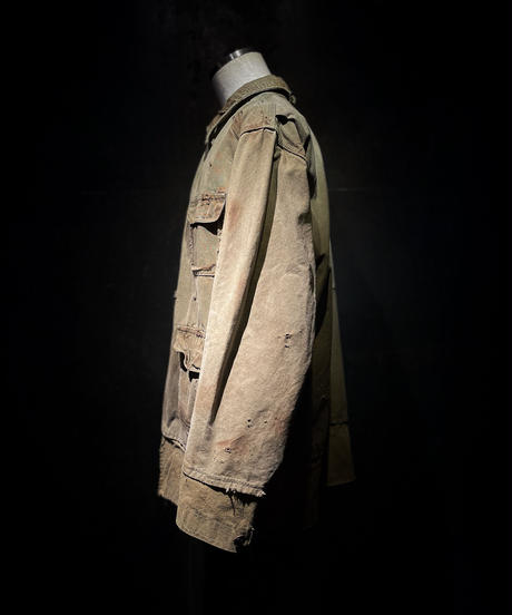 VANITAS × RESURRECTION Military coverall jacket