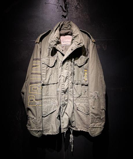 KIYOHARU × RESURRECTION M-65 Field Jacket #8
